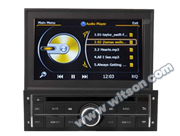 WITSON TAPE RECORDER CAR <strong>DVD</strong> FOR MITSUBISHI <strong>L200</strong> 2010-2012 WITH A8 CHIPSET DUAL CORE 1080P V-20 DISC