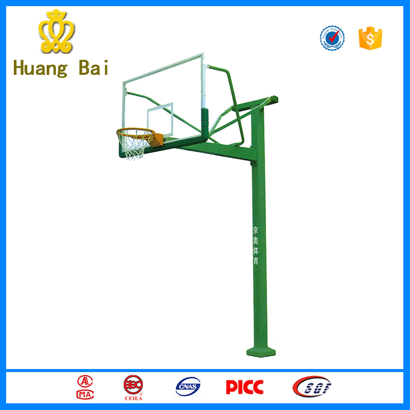 JINGAO Professional Under Ground Basketball Stand Made In China