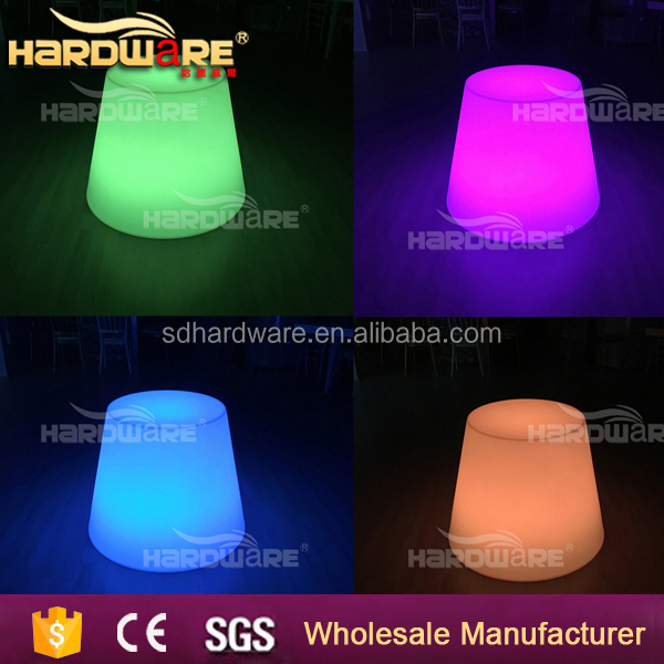 Unique Design LED Bar Tables for Home or Commercial Area