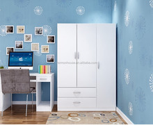Vermont Bedroom Furniture 3 Door Metal Wardrobe Godrej Almirah Designs