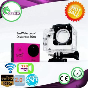S7000 4K SPORT CAMERA WIFI 14M 170 DEGREE HD WATERPROOF ACTION CAMERA