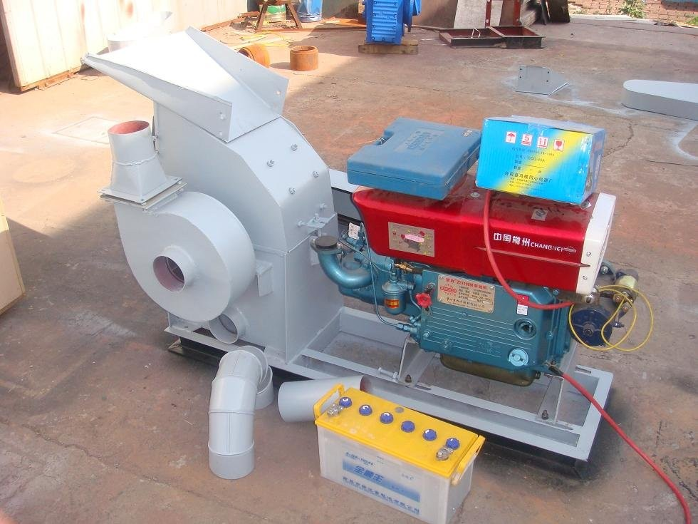 High quality coal sample preparation corn hammer mill for sale