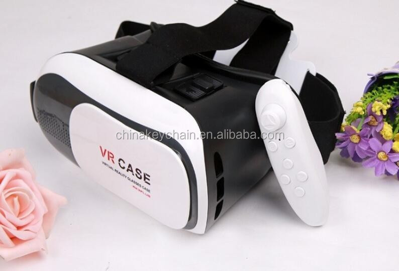 2016 HOT VR BOX II 2 Virtual Reality 3D <strong>Video</strong> Glasses