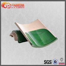 flat concrete roof tile for Chinese style pavillion gazebo and Chinatown