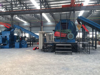Good Quality Used Tire Shredder Machine for Sale/Tire recycling/Car tyre recycling