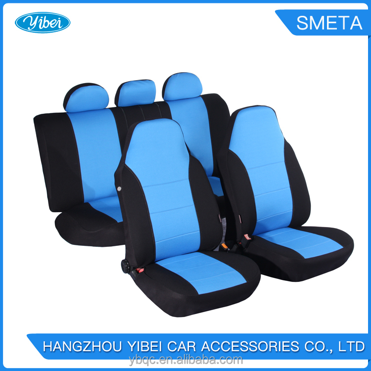 designer wholesale polyesterwellfit city car seat cover price for honda car seat cover manufacture