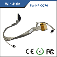 New lcd flex cable for hp compaq cq70 laptop ribbon cable, for hp pavilion g70 laptop ribbon cable