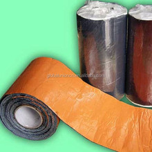 1.0, 1.2, 1.5, 2.0mm best price bitumen tape waterproof membrane manufacture