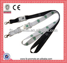 make your own cheap custom lanyard with USB no minimum order