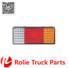 ZD-85 universal auto truck parts high brightness 24v led tail lamp actros rear combination led tail lamp