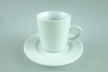Turkish tea cups & saucers 6 sets with rack white coffee cups 100 ml in cheap price