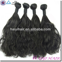 large stock wholesale grade 7a high quality hair extension cheap human hair weft on sale