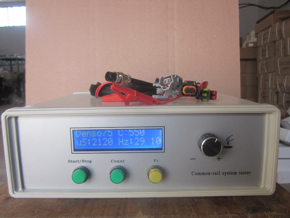 high quality common rail injector tester , cri700