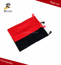 River Optical personalized soft cheap eyeglass case