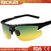 Sports Aluminum Sunglasses Polarized Night Vision Goggle