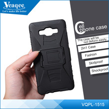 Veaqee Cell Phone Case for Samsung galaxy s6 edge Case, for Samsung s6 edge TPU PC Case Back Cover