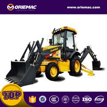 China well known brand SINOMACH mini backhoe loader with good fame in world market