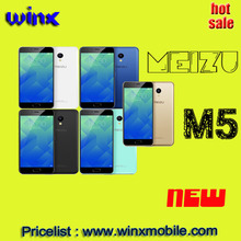 high quality Original meizu M5 mini 3GB RAM 32GB ROM MT6750 blu mobile phone 3070mAh