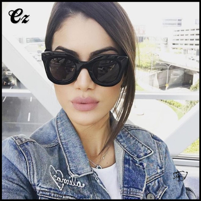 2017 wholesale high quality popular cat eye china sunglasses factory