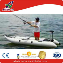 Rowing boats inflatable drop stitch fishing kayak