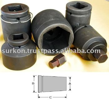 "Impact Sockets ( 1 1/2"" and 2 1/2"" )"