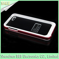 Wholesale external battery charger case for iphone5 for iphone 5s