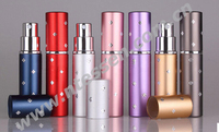 6ml Delicate Diamante Colorful Fancy Wholesale Perfume Atomizers
