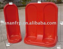 fiberglass fire extinguisher stand, single, double type