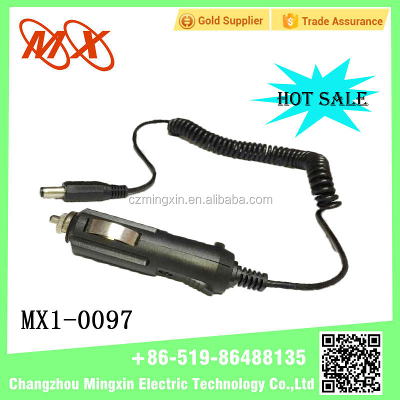 Wholesale Voltage Auto Car Cigarette lighter Plug Adapter Car Cigarette lighter Socket Extension Cable