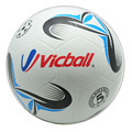 rubber soccerball for Customized logo