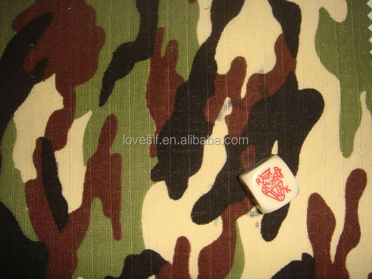 reactive printed cotton drill fabric cotton camouflage fabric for garment