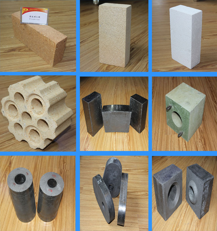 Aluminum Silicate Bricks : All size refractory aluminum oxide bricks buy