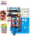 Single head 63T effect press silicone mobile phone cover vulcanizing making machine