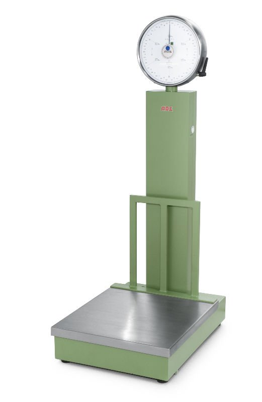 ADE R150 mechanical floor scale