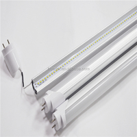 china suppliers 0.6m 8w led tube8 for chicken farms led tube8 chinese hot led red tube