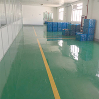 Oil Based Self-leveling Anti Static Epoxy Floor Paint