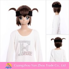 Factory high quality synthetic cosplay spike wigs for Inazuma Eleven Mamoru Endou
