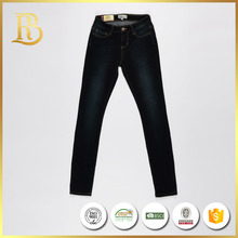 New design made in China wholesale cotton soft anti-static jeans men