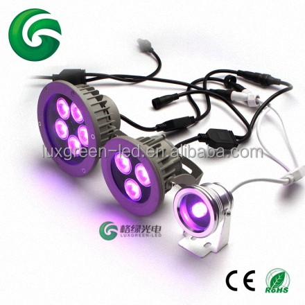 8W 24W 32W 40W RGBW(4in1) Led Garden Light Waterproof Outdoor Led Light