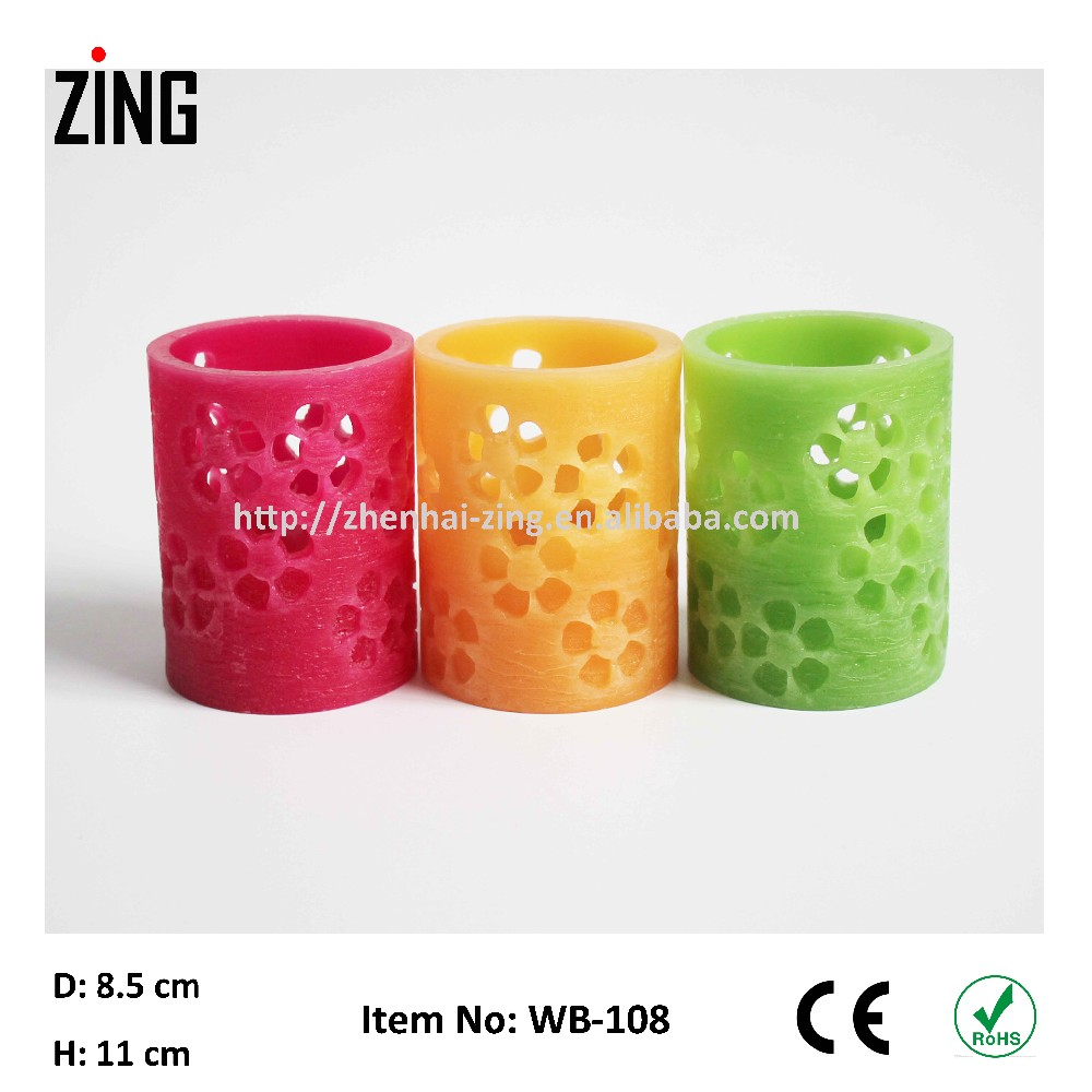 candle wick with tab (WB-108)