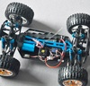 Fs racing 1:10 2.4gh 4wd brushless best rc monster truck