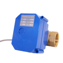 Cheap price automation small devices electric ball valve motorized actuators
