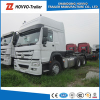 Sinotruk Howo 371HP 6*4 Tractor truck prime mover head tow truck sale