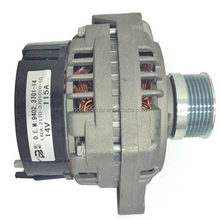 Auto Parts For Lada Alternator Parts 9402.3701-14 P2170-3701010P 2170-3701010-10 14V 115A Car Alternator