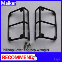Taillamp Cover for jeep wrangler accessories taillight cover from maiker