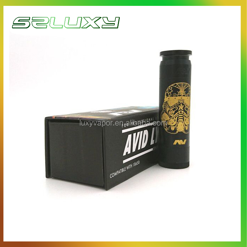 New vape factory produce shock and awe mod/ able mod VS av helmet v2 tubes mod in stock !!