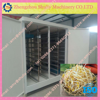 bean sprout making machine