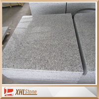 China Grey Granite New Bianco Sardo Granite G602 Floor Tiles