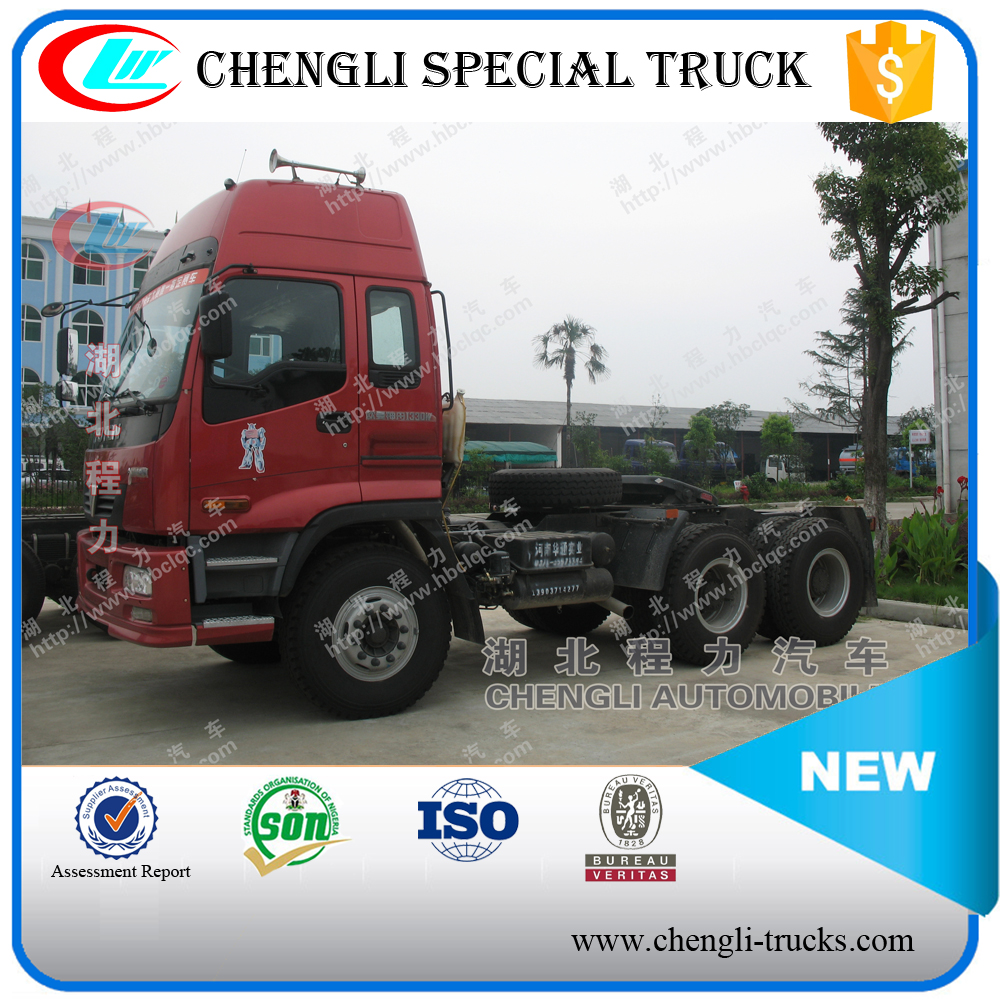 FOTON 6*4 430hp 45000kg RHD Freight Transport Towing Vehicle Tractor Truck
