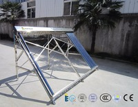 high quality non-pressurized evacuated tube solar collector China